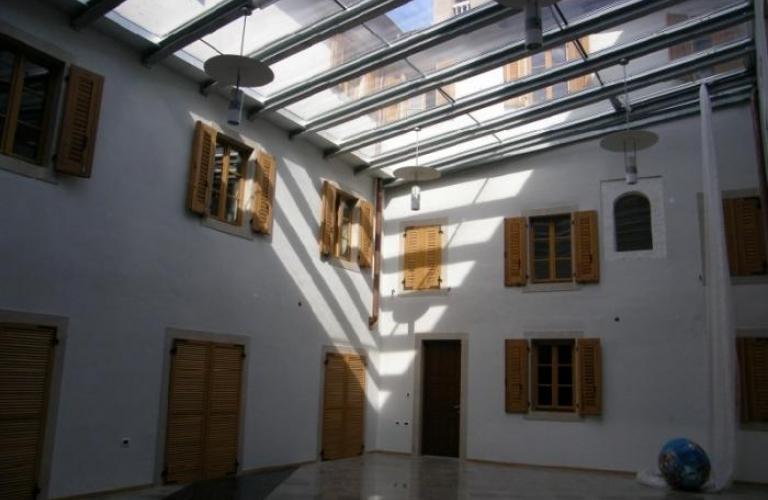 Frančiškanski Samostan Koper - Središče Rotunda