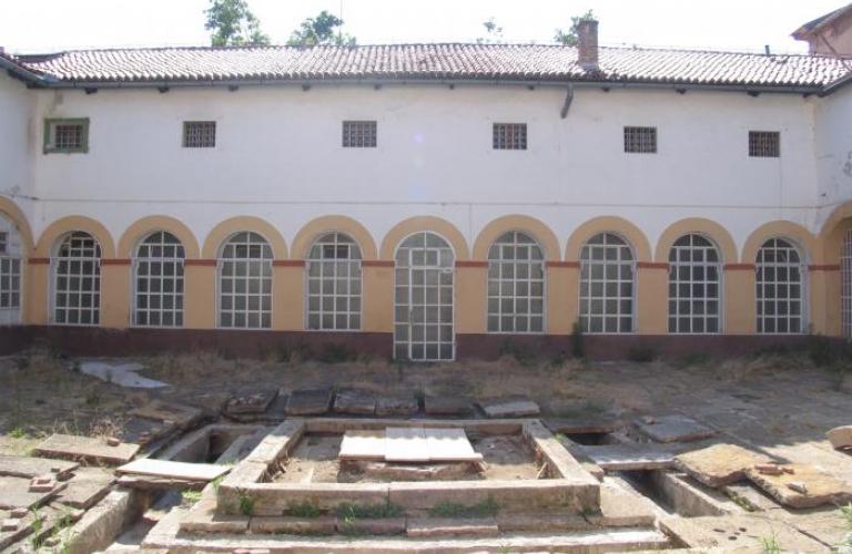 Frančiškanski Samostan Koper po prvi svetovni vojni