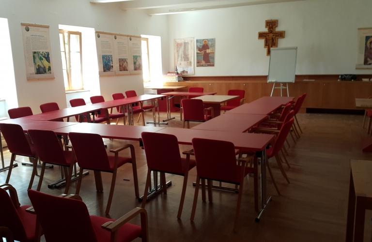Frančiškanski Samostan Koper - Potrebujete prostor za prireditev?