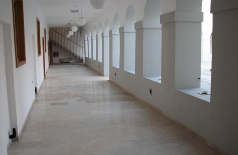 Frančiškanski Samostan Koper - blagoslov študentskega centra in središča Rotunda
