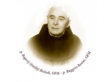 p. Rogerij Rožnik, OFM - spominski dan