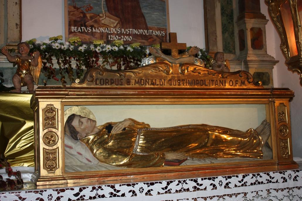 Frančiškanski Samostan Koper - Monaldo Koprski