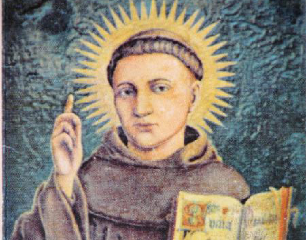 Convento dei frati minori di S. Anna a Capodistria - Monaldo da Capodistria